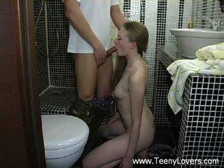 Sex in shower